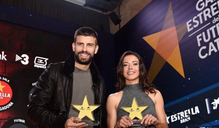 Tots els guanyadors de la Gala de les Estrelles – Piqué i Bonmatí els millors jugadors