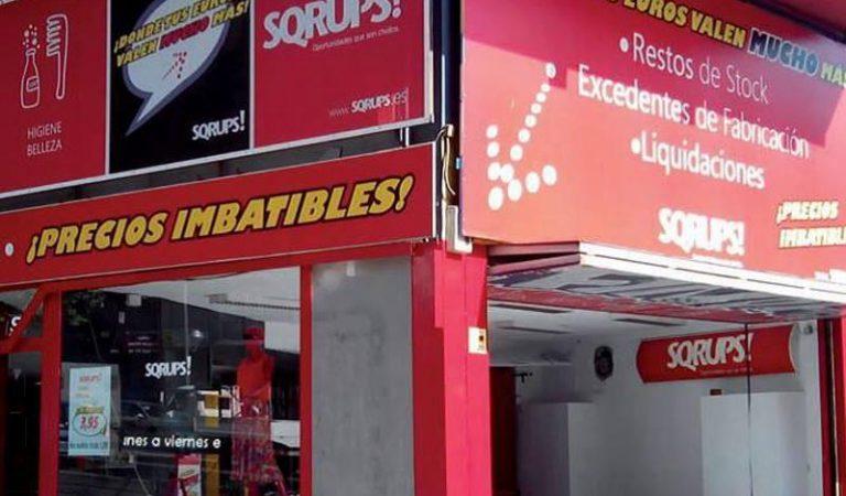 Arriba a CatalunyaSCRUPS, la botiga de les oportunitats amb molts articles a 0,80 cèntims.
