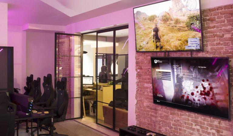 Un Hotel pels amants dels videojocs s'instal·la a Barcelona –TheArcadeHotel.