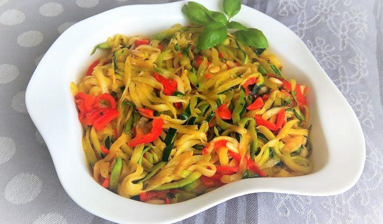 Recepta de Cuina, Com es fa – Espagueti de Carabassó