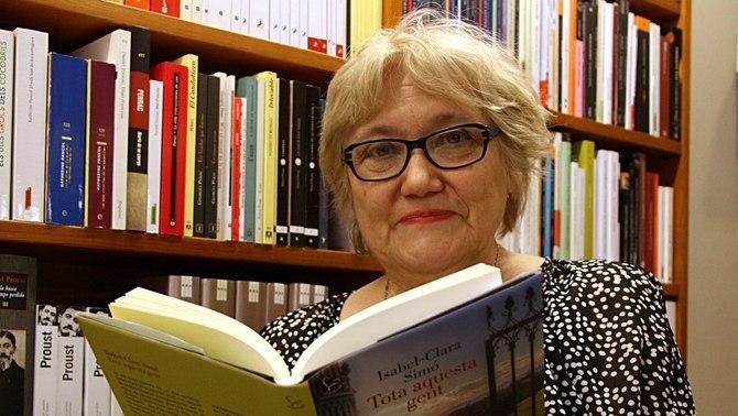 Mor Isabel Clara Simó, Premi d'Honor de les Lletres Catalanes