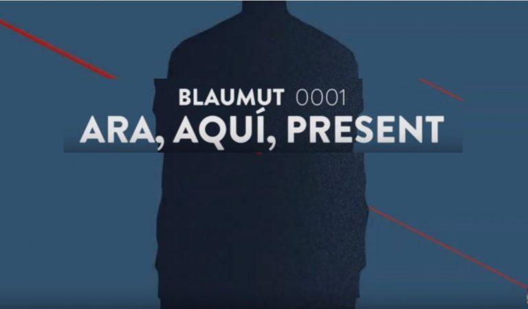 Àudio i Lletra de la nova cançó deBlaumut– Ara, aquí, present