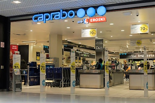 Bonpreu més a prop de la compra de Caprabo