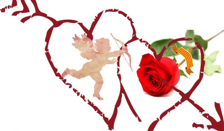 Vosaltres celebreu el dia dels Enamorats o Sant Jordi? Qui era Sant Valentí?