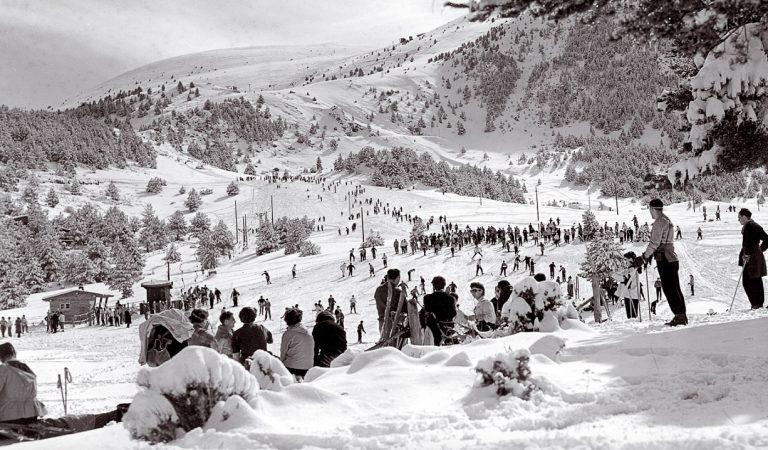 L'Ajuntament d'Alp vol tornar a posar en marxa l'històric telecadira de l'estació de La Molina