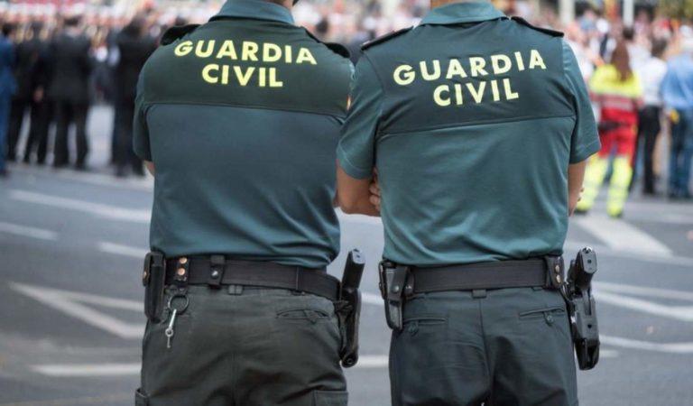 Els Guàrdies Civils destinats a Catalunya hauran d'estudiar català