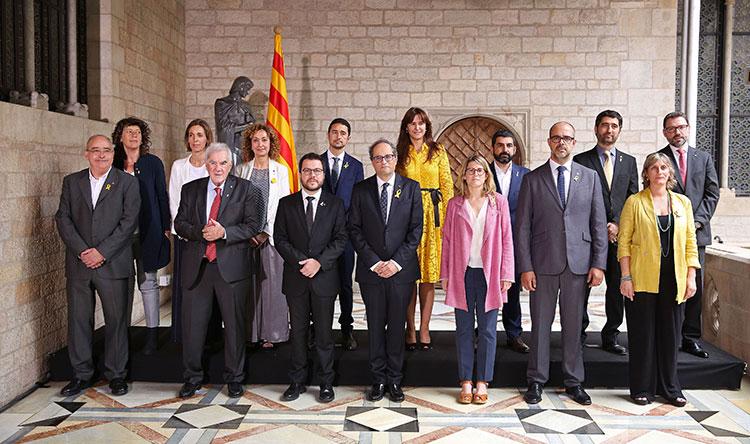 VOX es querella contra part del govern de la Generalitat per la gestió de la pandèmia, entre altres coses per promoure la manifestació a Perpinyà.