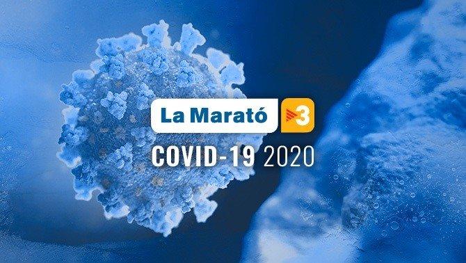 La crisi del Coronavirus fa canviar la causa de la Marató de TV3