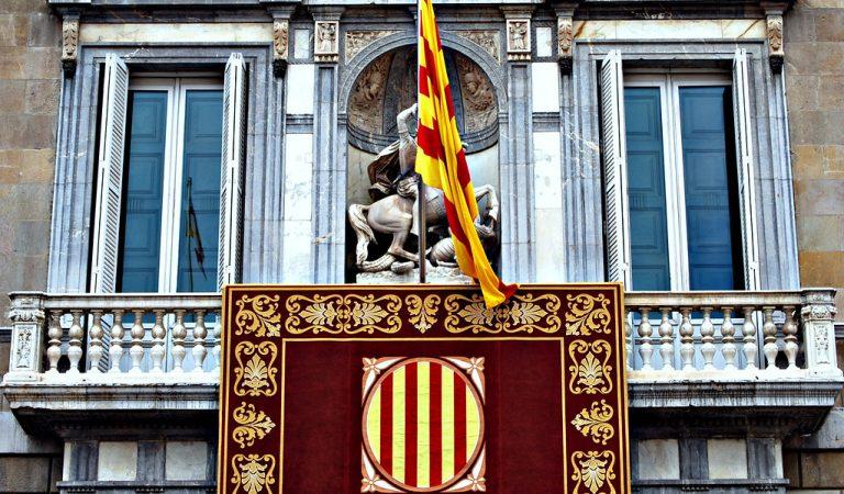 Avui fa89anys que en Francesc Macià proclamava la República Catalana des del Balcó de la Generalitat.
