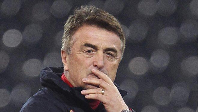 Mor l'exentrenador del Barça,RadomirAntic amb71anys.