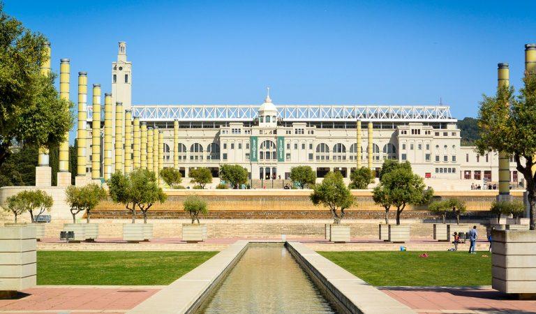 Avui fa91anys que es va inaugurar l'Estadi Olímpic de Montjuïc.