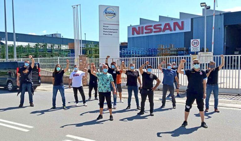 ÚLTIMA HORA: Nissan tanca la planta de Barcelona, Montcada i Reixac i Sant Andreu de la Barca