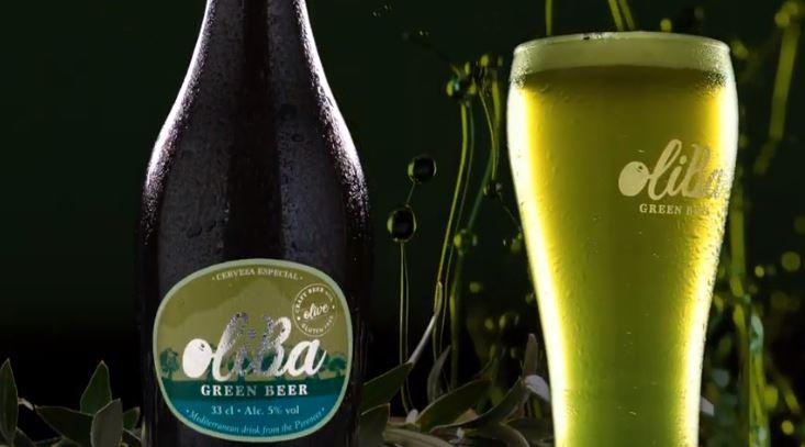 La primera Cervesa verda d'Oliva del món neix al Pallars Jussà.