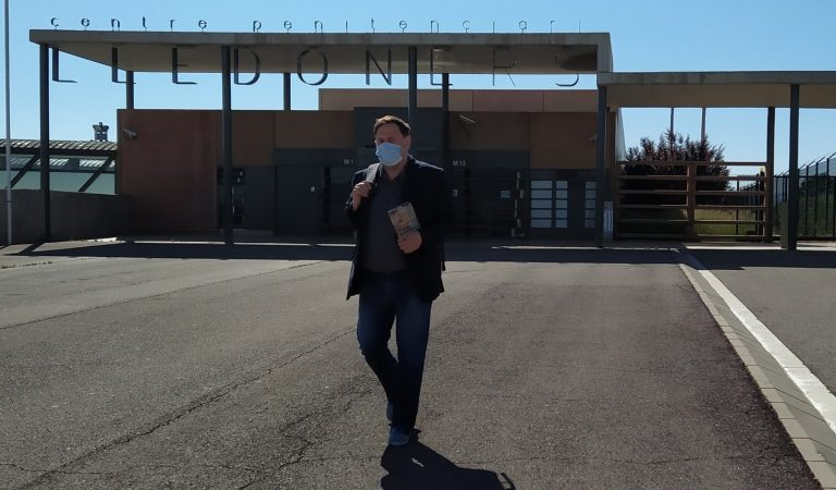 Entrevista d'Oriol Junqueras al programa d'Ana Rosa Quintana