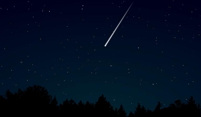 Del 5 al 7 de maig podrem veure la pluja d'estelsdels Eta-Aquarids.