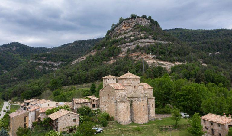 Sant Jaume de Frontanyà es queda sense negocis a causa del Coronavirus
