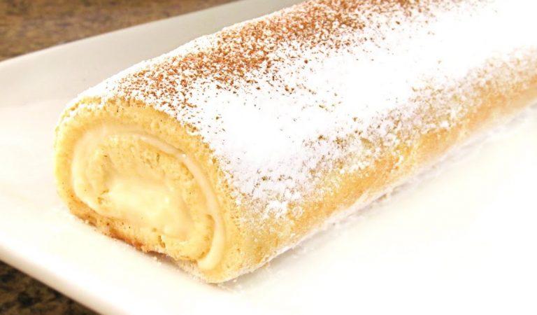 Per què li diem braç de gitano a aquest meravellós pastís? – Origen i recepta del braç de gitano