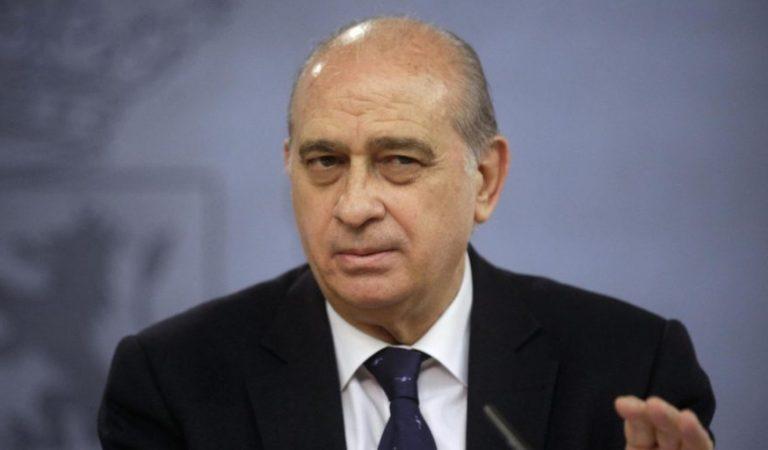 """Jorge Fernández Díaz:  """"El Papa em va dir que el diable vol destruir Espanya"""" – Escolteu-lo"""