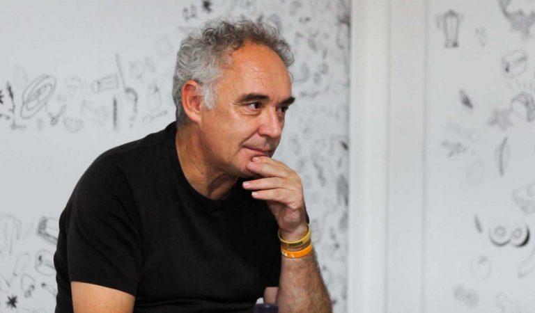 Ferran Adrià crea una App gratuïta amb els menús delBulli.