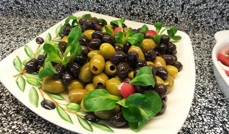 Quines olives tenen més calories, les verdes o les negres? – Quines engreixen més?