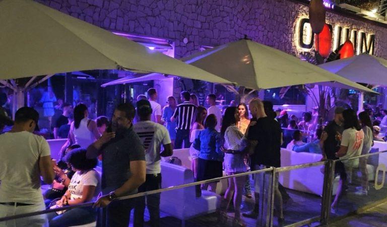 En quina fase està la discotecaOPIUMde Barcelona?
