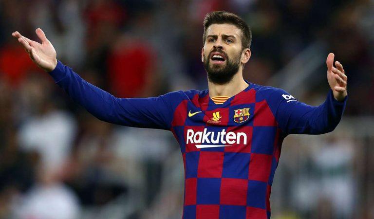 El Barça pot inscriure tota la plantilla excepte elKunAgüerogràcies al gest de Gerard Piqué