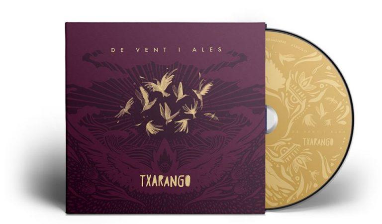 """Ja està a la venda """"De vent i ales"""" de Txarango – Lletra i Vídeo de """"La Foguera""""."""