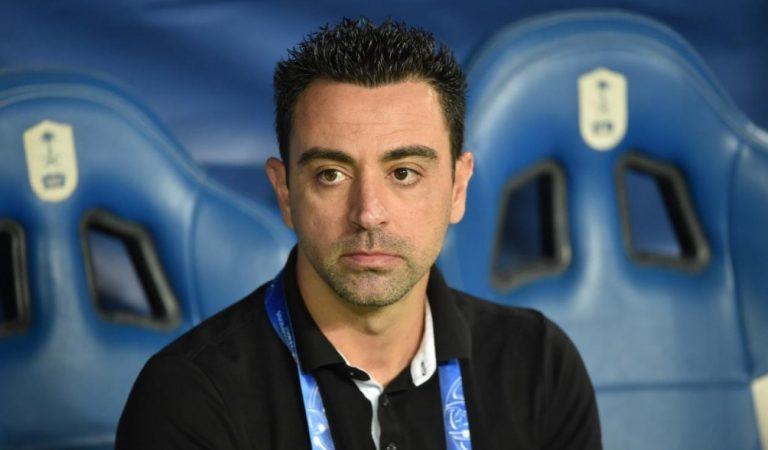 Xavi Hernández es prepara per tornar al Barça