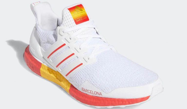 Les noves Adidas Barcelona fan bullir les xarxes socials per la presència de la bandera espanyola.