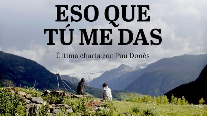 JordiÉvolefa un documental de la seva darrera visita a Pau Donés