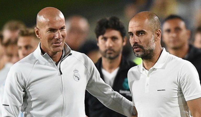 El Manchester d'en Pep Guardiola elimina al Reial Madrid de laChampions