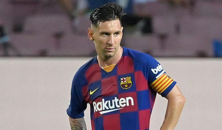 Messi ja no és l'esportista més ben pagat del món. Sabeu qui és el primer?