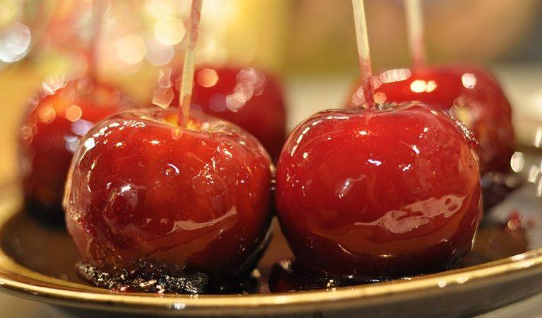 Recepta de Cuina, Com es fa – Pomes de caramel – Pomes de Fira o Festa Major