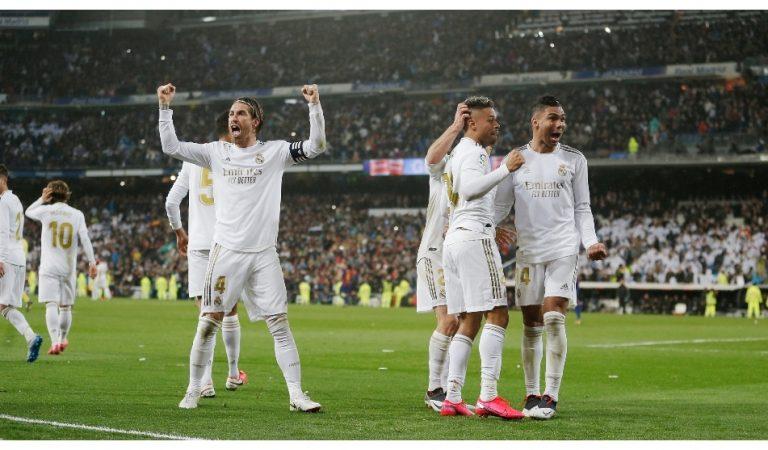 ÚLTIMA HORA: Un positiu de Coronavirus en les files del Reial Madrid.