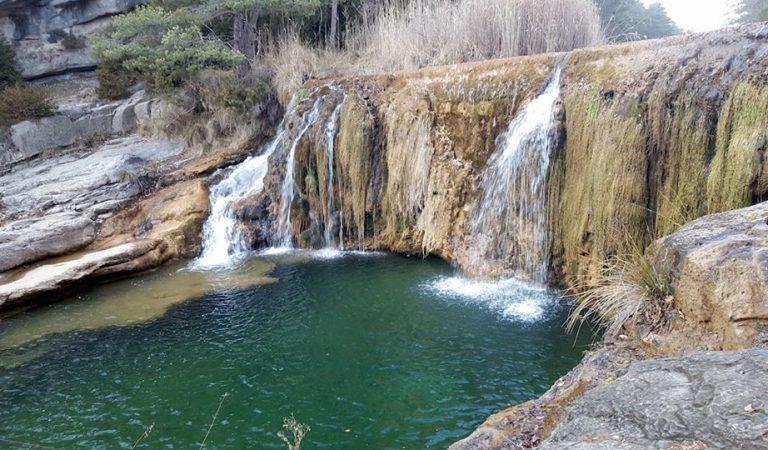 Prohibit banyar-se als gorgs de la Riera de Merlès – Els 50 gorgs més bonics de Catalunya