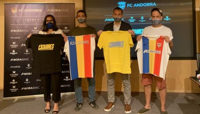ElsCatarres autors del nou himne del FCAndorra de Gerard Piqué – Lletra i Videoclip