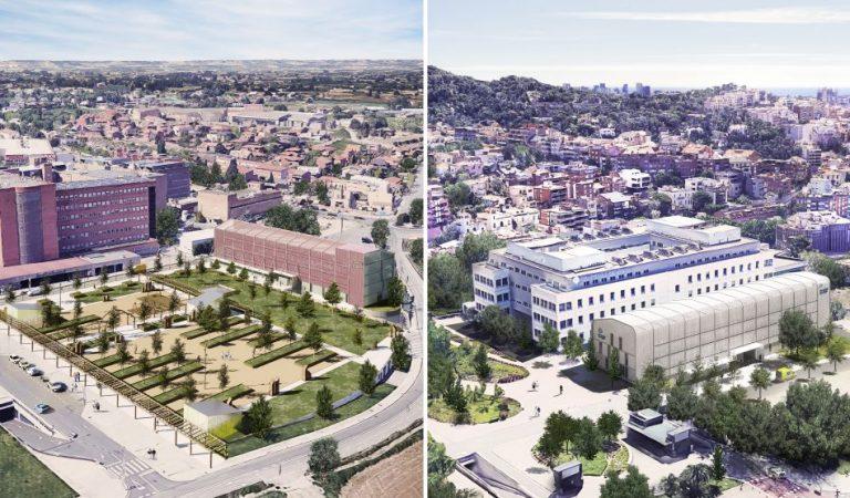 La Generalitat construirà en20setmanes cinc hospitals per atendre pacients de la Covid-19