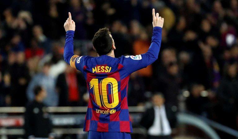 ÚLTIMA HORA: Messi es vol quedar al Barça