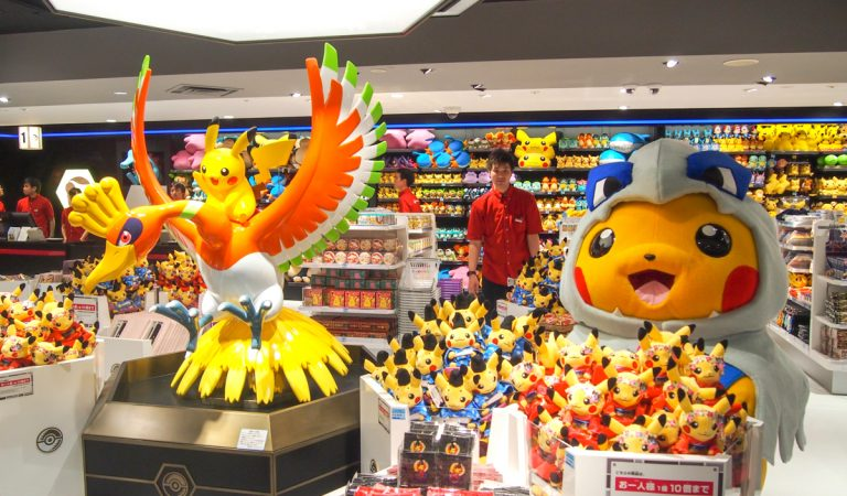Barcelona tindrà la primera botiga d'Europa dedicada al món Pokemon