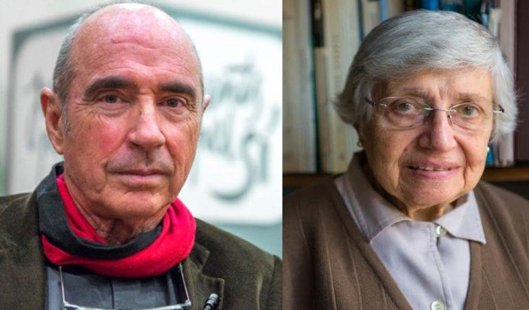 LluísLlachi Teresa Codina rebran la Medalla d'Or de la Generalitat de Catalunya 2020