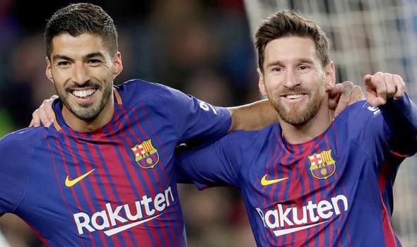 El contundent missatge de Messi a la marxa deLuisSuárez