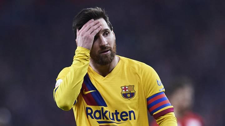 Adeu definitiu a Leo Messi després de vint anys en el Barça