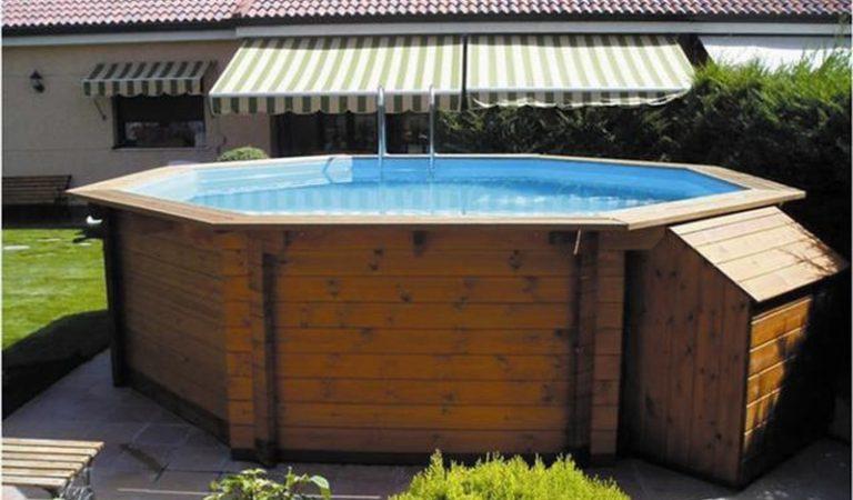 Una de les notícies curioses d'aquest estiu: Roben una piscina que estava plena amb 18.000 litres d'aigua