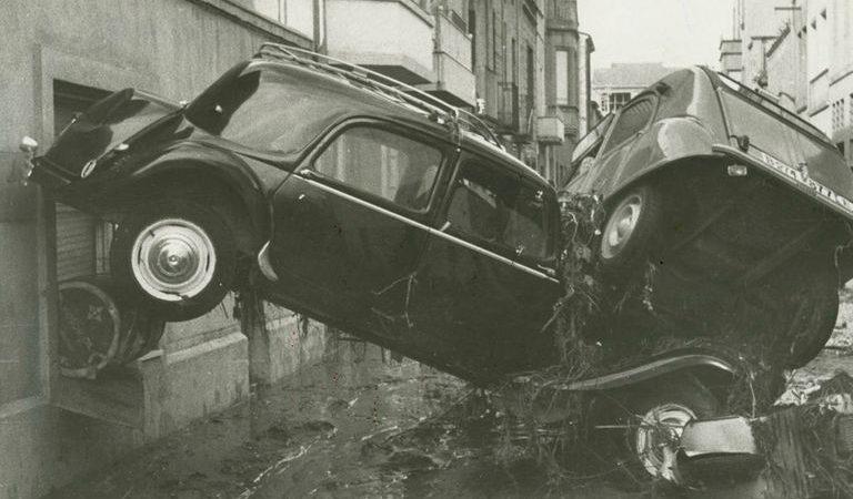 58anys de les grans Riuades del Vallès – 25.09.1962