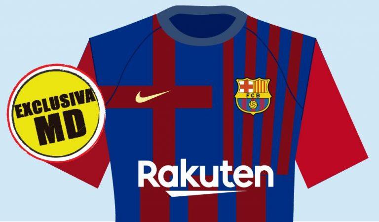 Es filtra el model de la nova samarreta del Barça per la temporada 2021-2022