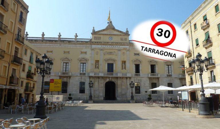 """Tarragona ja és """"Ciutat 30"""" per afavorir la circulació de bicicletes i patinets elèctrics"""