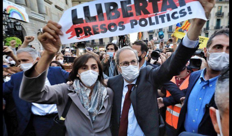 El Manifest de denúncia contra la inhabilitació del President de la Generalitat que han signat una cinquantena de personalitats