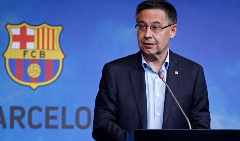 Els Mossos detenen a Josep Maria Bartomeu i part de la cúpula directiva del Barça del mandat Bartomeu.