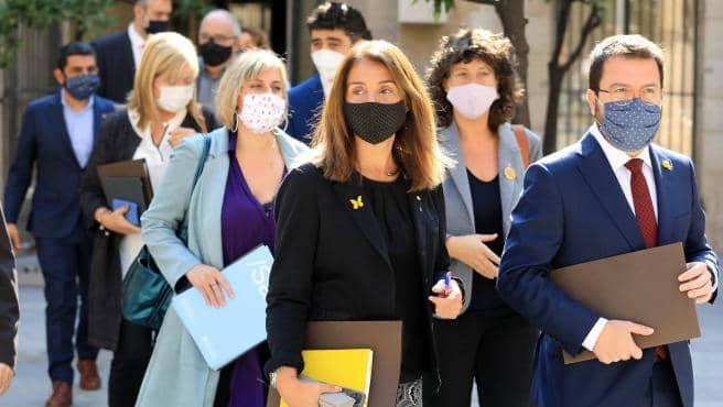 El govern de la Generalitat demanarà l'estat d'alarma per tal de poder aplicar un toc de queda