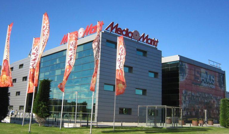 MediaMarkttria Barcelona per establir el Centre administratiu internacional